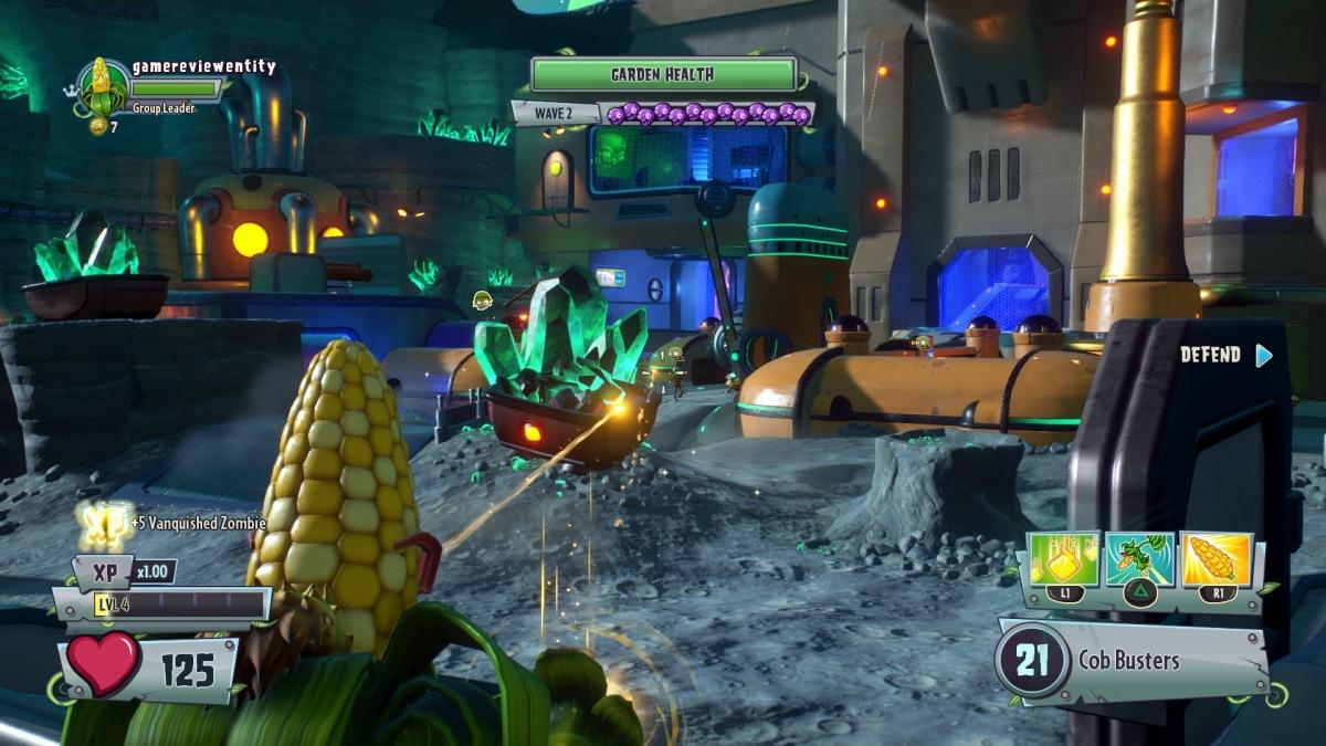 Plants vs zombies garden warfare 2 ps4 review 39 em all for Plants vs zombies garden warfare 2 ps4