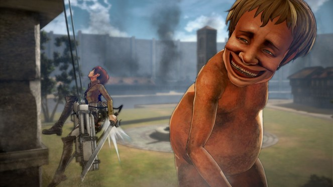 Attack on Titan (PS4) – Review 'Em All